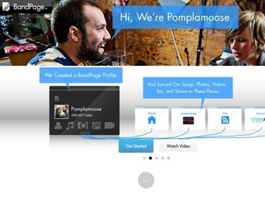 Helping Musicians Reach The Fans: BandPage API | MUSIC:ENTER | Scoop.it