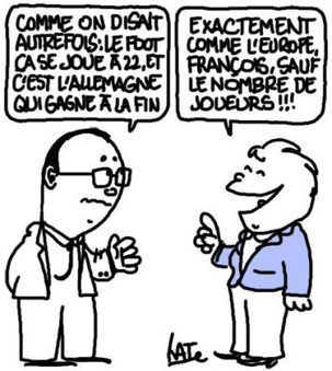 France-Allemagne, et les autres | Baie d'humour | Scoop.it