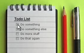 Six Items That Should Never Be On Your To-Do List   Real Estate Plus+ Daily News   Scoop.it