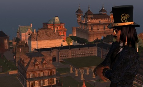 NEOVICTORIA sims grand opening | Machinimania | Scoop.it