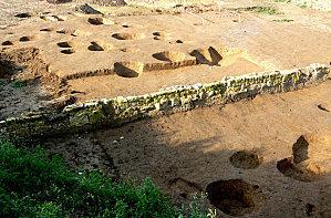 Fouilles archéologique en 2006 à Romilly sur Andelle (St Crespin)   GenealoNet   Scoop.it