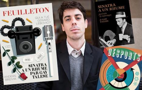 Entretien avec Adrien Bosc, fondateur de Feuilleton et de Desports | DocPresseESJ | Scoop.it