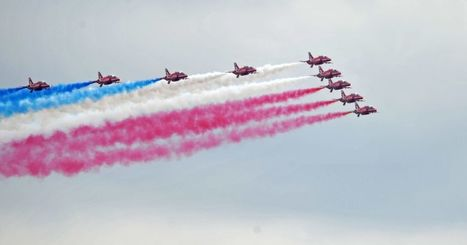 US & Canada 2019 | Red Arrows | Royal Air Force