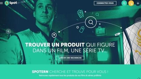 Spotern. Offrez-vous les objets cultes de vos séries ou films préférés - Les Outils du Web | Les outils du Web 2.0 | Scoop.it