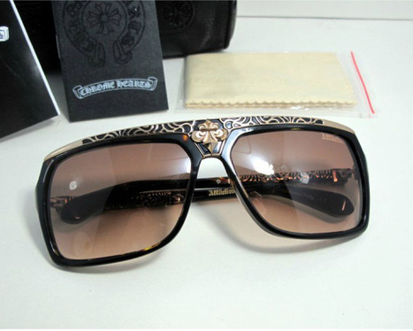 8ca4e428f1f Chrome Hearts Affliction DT Square Frame Sunglasses  Chrome Hearts  Sunglasses  -  286.00   Chrome Hearts Sale