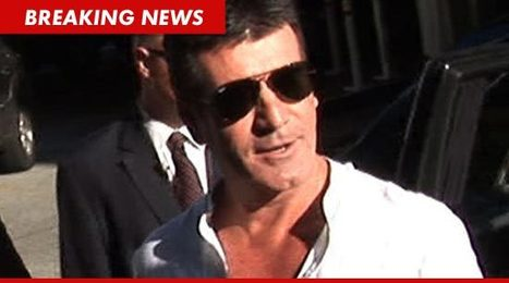 Simon Cowell -- I'm Not Finished With Paula Abdul/DJ Show Perhaps? | TonyPotts | Scoop.it