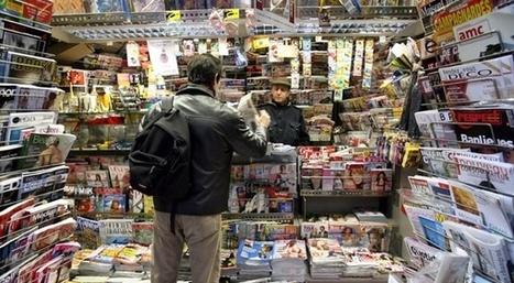 Pour survivre, les quotidiens doivent abandonner le papier | Slate | Bric-à-Brac | Scoop.it