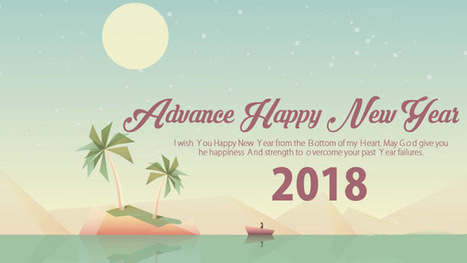advance happy new year 2018 images wishes messages quotes greetings and sms merry christmas 2017