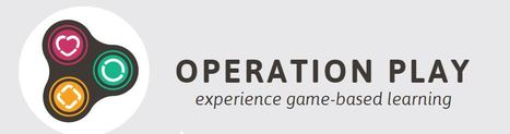 Operation Play Event Will Offer Webinars, Sessions and Resources on Game-Based Learning -- THE Journal   Sculpting in light   Scoop.it