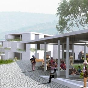 Toponomic Urbanism | Bumbogo, Designing A Uniquely Rwandan Urban Morphology | Arrival Cities | Scoop.it