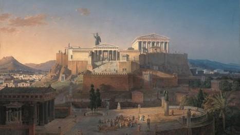Animações brilhantes mostram a história da construção da Acrópole e do Pártenon em Atenas! | History 2[+or less 3].0 | Scoop.it