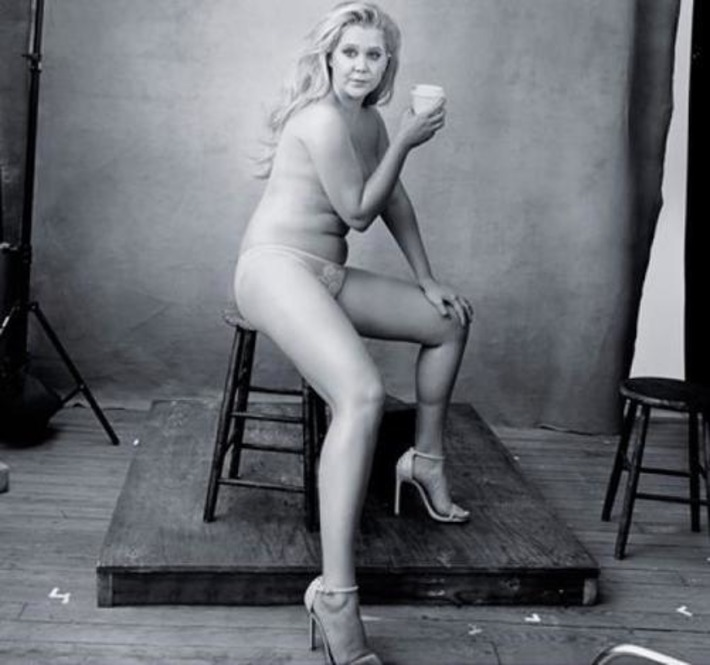Amy Schumer and Serena Williams' Nude Photoshoot Is a Big Middle Finger to Trolls | Dare To Be A Feminist | Scoop.it