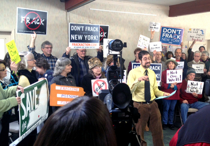 Southern Tier Residents: Don't Frack Our Health! | EcoWatch | Scoop.it