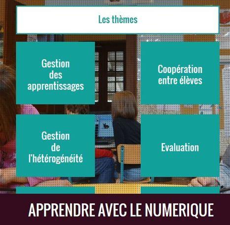 Apprendre avec le numérique | Ressources pour les TICE en primaire | Scoop.it