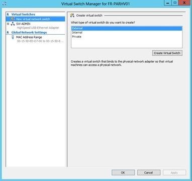 Le WIFI est désormais supporté sur Hyper-v version Windows Server 2012 | #Security #InfoSec #CyberSecurity #Sécurité #CyberSécurité #CyberDefence & #DevOps #DevSecOps | Scoop.it
