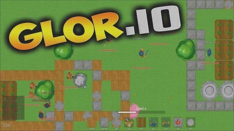 Glor io | Unblocked Games | Scoop it