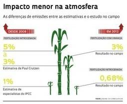 Canavial mais limpo | Revista Pesquisa FAPESP | Geoflorestas | Scoop.it