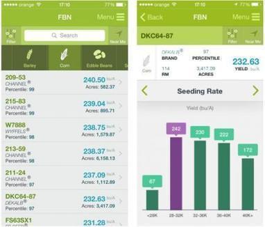 Nouvelles technologies : Google parie sur les big data agricoles   NTIC: nouvelles technologies   Scoop.it