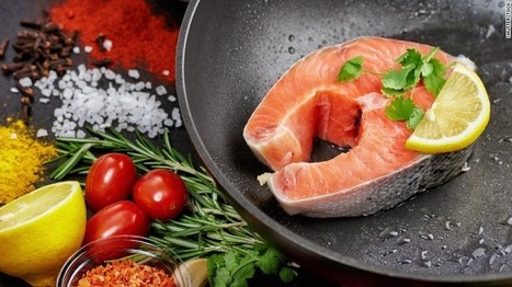 Vegetarians who eat fish could be greatly reducing their risk of colon cancer - CNN.com   Longevity science   Scoop.it