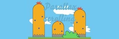 Guiding Tutorials & Examples for Better Parallax Scrolling Web Design | 7plusDezine | Web & Graphic Design | Scoop.it