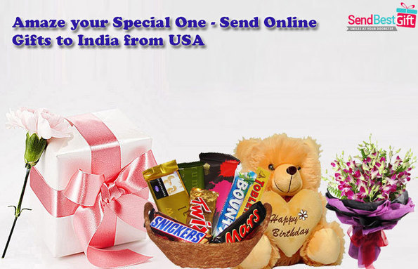 Amaze Your Special One Send Online Gifts To Ind
