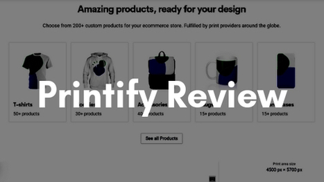 Printify Drop Shipping Print on Demand for Ecommerce | Print