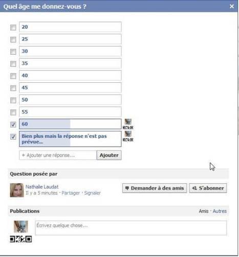 Comment réaliser un questionnaire sur Facebook | Ballajack | Time to Learn | Scoop.it