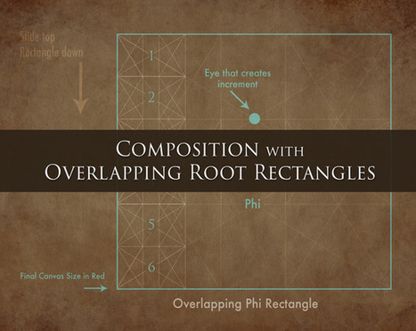 Composition with Overlapping Root Rectangles | Abolish the Rule of Thirds | Scoop.it
