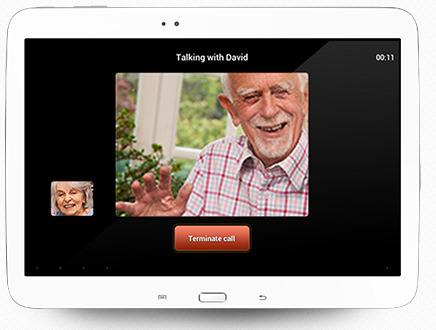 Kwido: plataforma para la teleasistencia de mayores a través de tablet | Salud Publica | Scoop.it