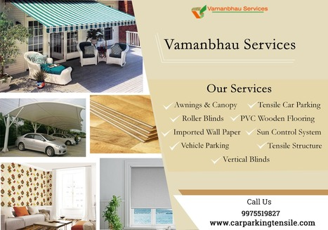 Awnings And Canopy Services In Pune Vamanbhau