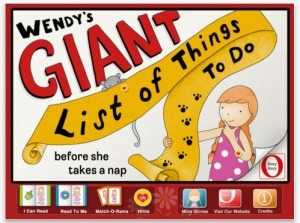 Wendy's Giant List: 10 Things that Make a Good Interactive App for Pre-schoolers | Transmedia: Storytelling for the Digital Age | Scoop.it