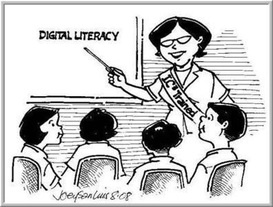 Digital Literacy In Your Classroom | School libraries for information literacy and learning! | Scoop.it