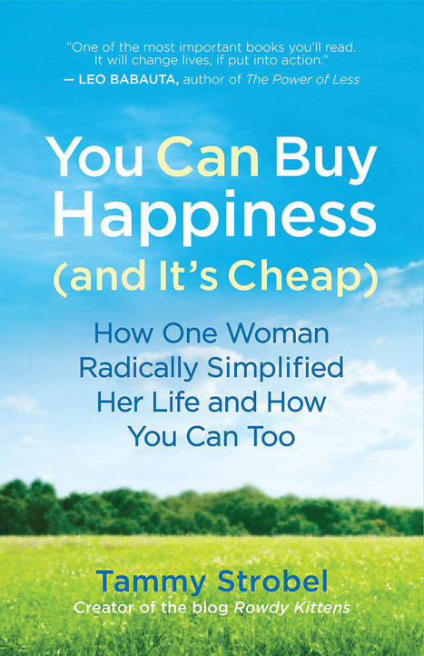 You Can Buy Happiness (If You Stop Buying Stuff) - Mind & Body - Utne Reader | This Gives Me Hope | Scoop.it