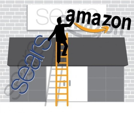 Interesting thought if Amazon Acquires Sears - could get physical locations and more. | Logistics & Supply Chain | Scoop.it