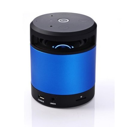 Reviews Product SolememoR Myvision N10 Gesture Control Wireless Speaker Bluetooth For Car Portable Iphone Ipad Ipod
