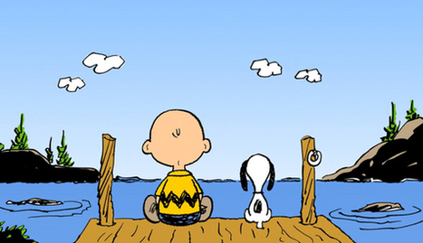 Snoopy et les Peanuts débarquent en numérique | Bibliothèque et Techno | Scoop.it