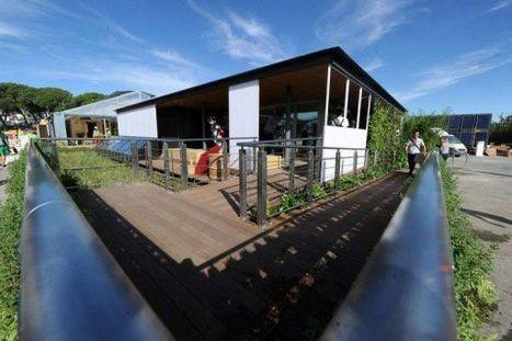 Les maisons écolos-solaires de demain en compétition à Madrid   Ageka les matériaux pour la construction bois.   Scoop.it
