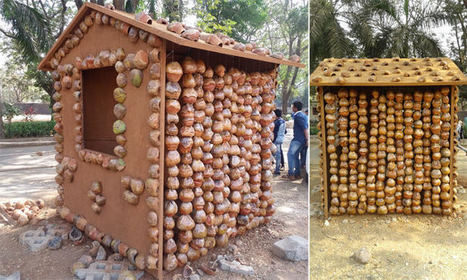 Coconut house: ray of hope for low cost?! | India Art n Design - Architecture | Scoop.it