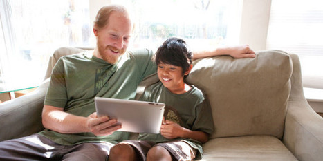7 Tips for Balancing Kids' Use of Screens | Specific Learning Disabilities | Scoop.it