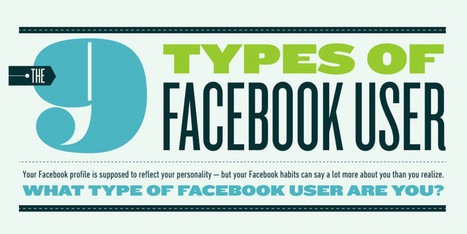 9 Types of Facebook Users – Which One Are You? | bestoftheweb | Scoop.it