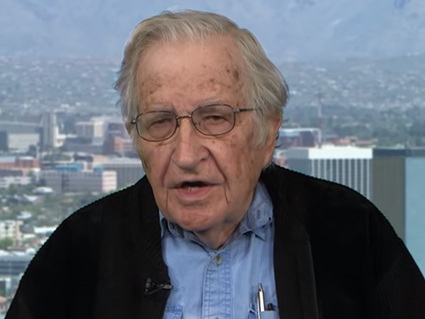 Noam Chomsky Members Of Migrant Caravan Are Fl