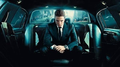 Crawling All Over Pattinson's Face in 'Cosmopolis' | 'Cosmopolis' - 'Maps to the Stars' | Scoop.it