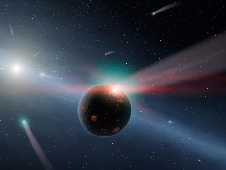 Gliese 710 is hurtling towards us and could knock millions of asteroids towards Earth | Amazing Science | Scoop.it