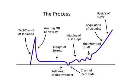 A VC: The Startup Curve | Black Founders | Scoop.it