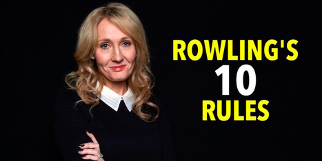 "10 Success lessons from JK Rowling – ""Billionaire Author"" for entrepreneurs 