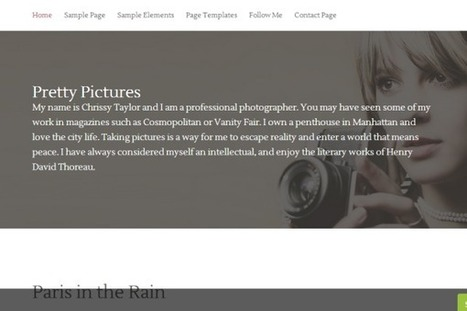 Education Theme by StudioPress | Wordpress Themes | Scoop.it