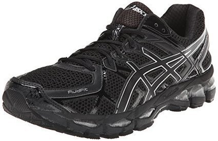 ASICS Men's Gel Kayano 21 Running Shoe,OnyxBla