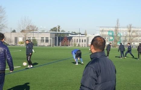 «Leur objectif, c'est de gagner la Coupe du Monde en 2028»...Quand les entraîneurs chinois viennent préparer le terrain à Bordeaux | COMUE Aquitaine | Scoop.it