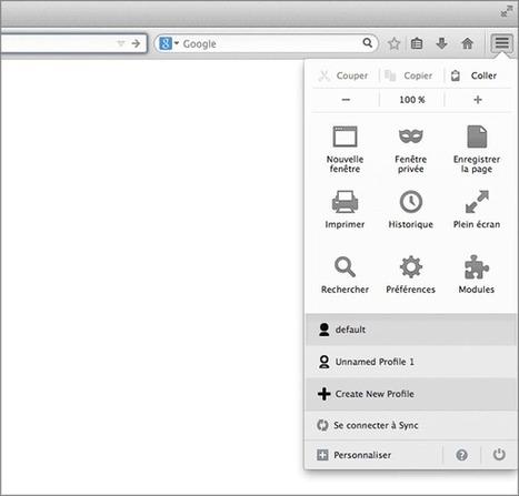 Comment personnaliser l'interface de Firefox ? | François MAGNAN  Formateur Consultant | Scoop.it