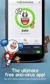 Line cuenta con su propio antivirus para Android - Europa Press | android creativo | Scoop.it